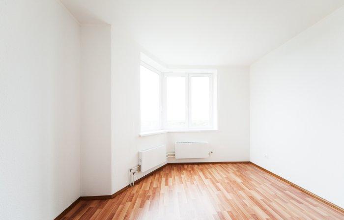 pusty pokój